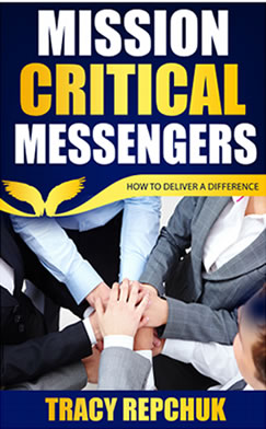 Mission Critical Messangers book cover